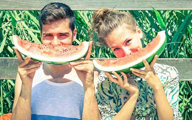 夏の健康チャレンジ