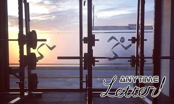 ANYTIME Letter | エニタイム=パーソナルでありながらもパブリックである