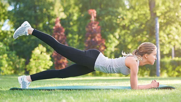 体幹を鍛えるベストな方法