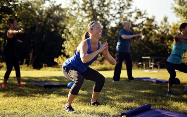 心配はいりません:屋外での運動ガイド