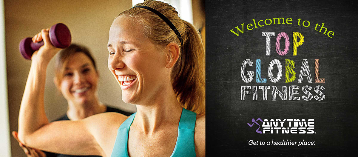 Welcome to the Top Global FITNESS