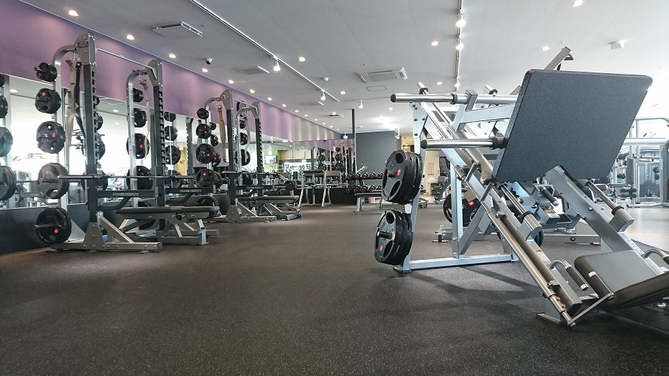 ANYTIME FITNESS 姪浜店の画像