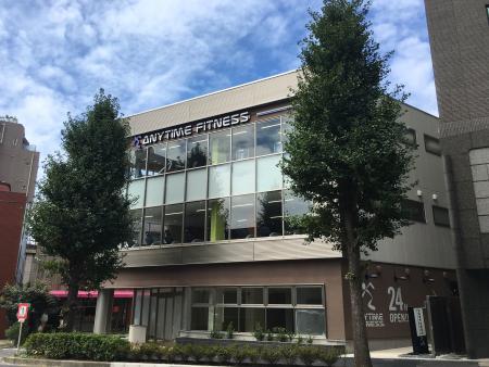 エニタイムフィットネス広尾高校前店の画像
