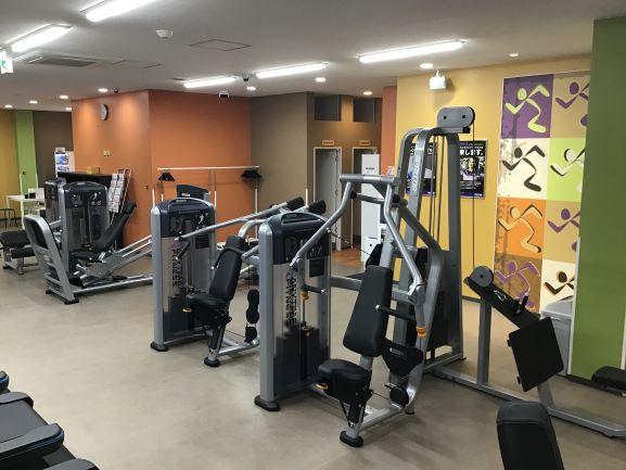 エニタイムフィットネス 宇宿店の画像
