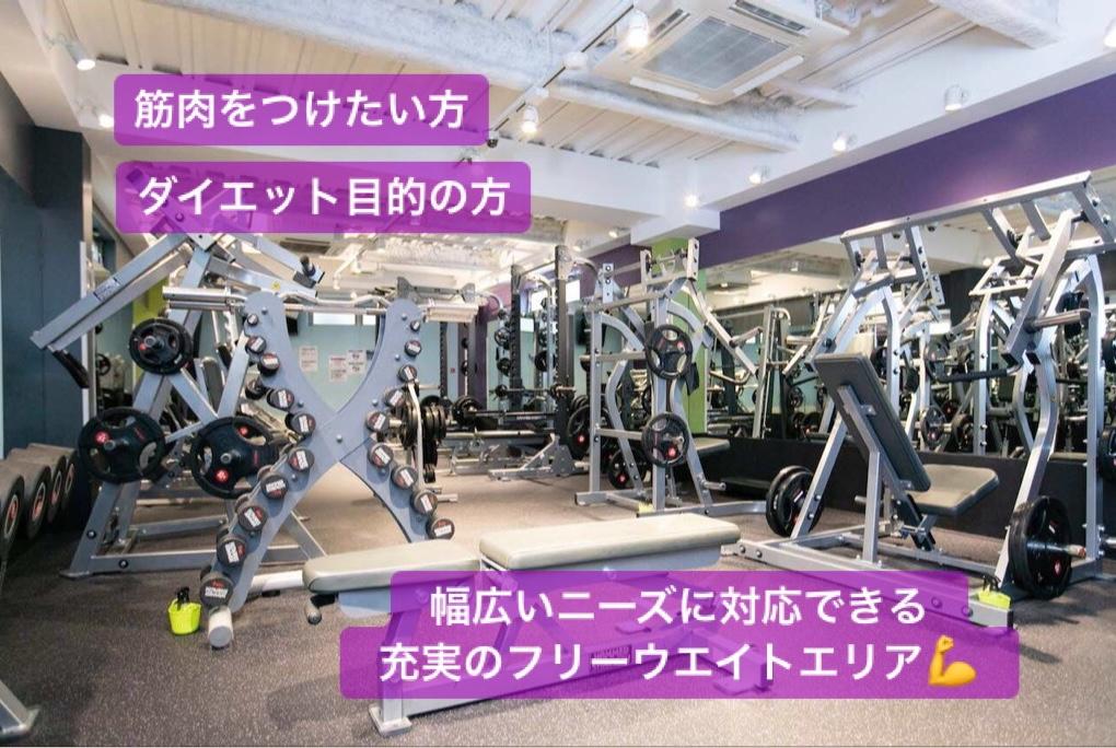 エニタイムフィットネス 板橋店の画像