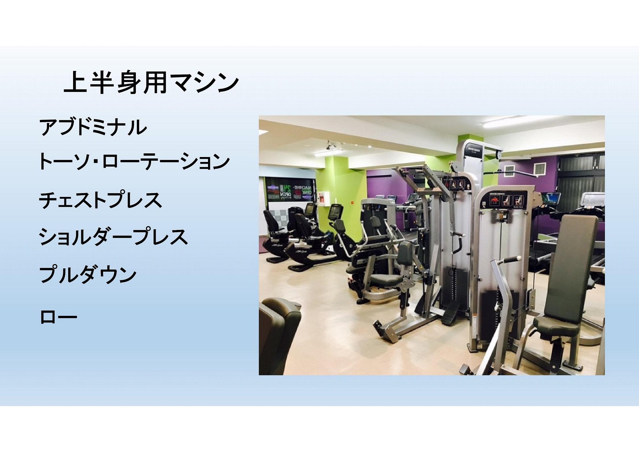 エニタイムフィットネス 鶴間店の画像