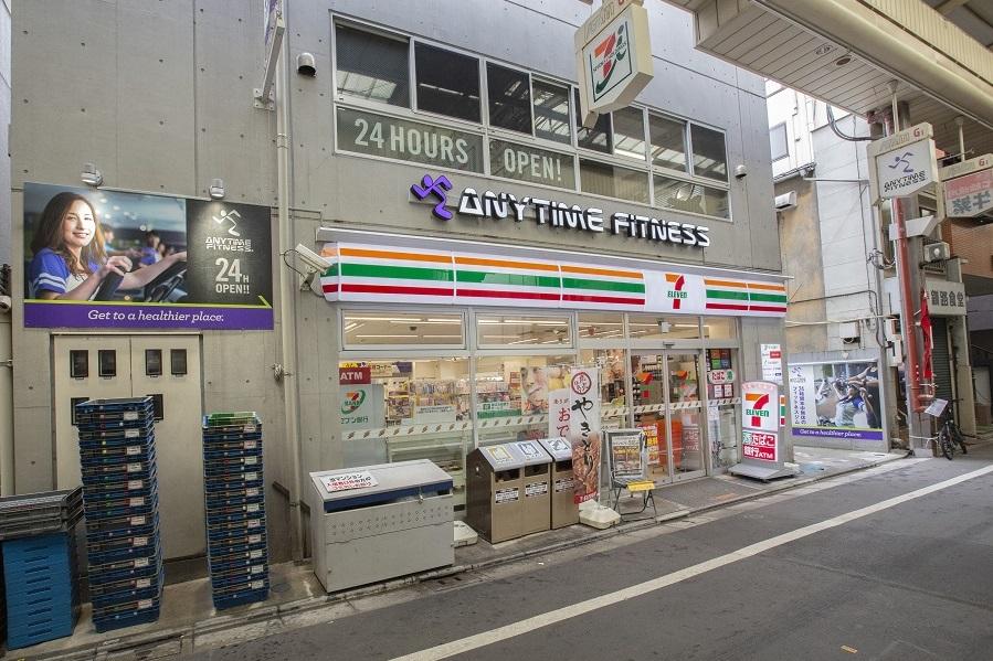 エニタイム フィットネス 武蔵小山店の画像