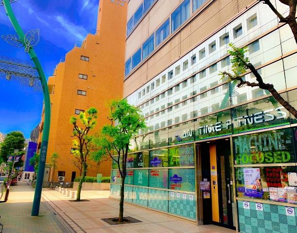 エニタイムフィットネス芝浜松町店の画像