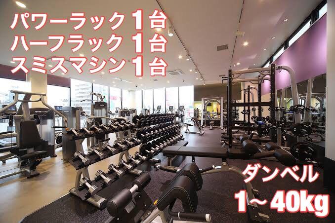 エニタイムフィットネス 札幌山鼻店の画像